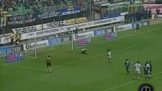 Inter Vs. Brescia  2:1  Highlights 2002 Part 2/3