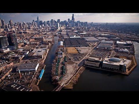 Chicago wins bid for Obama's manufacturing initiative
