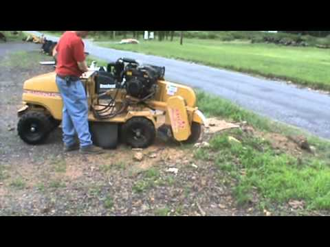 2005 Rayco 1625A Super Junior Stump Grinder For Sale Mark Supply Co