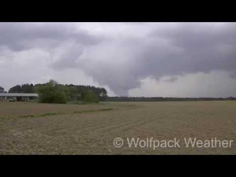 Greene-Pitt County NC Tornado
