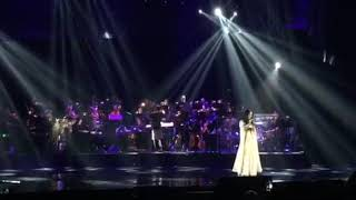 Cinta Jangan Kau Pergi - Sheila Majid The Concert, Jakarta 2016