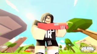 Getting Carried By A Roblox Friend In Island Royale
