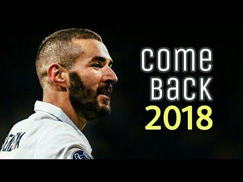 Karim Benzema ●Come Back● Skills &...