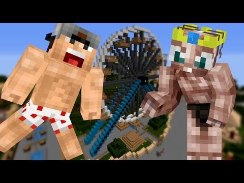 MILAN & ENZO KNOL - Minecraft Pretpark!!! (COMPILATIE) from YouTube · Duration:  5 minutes 22 seconds