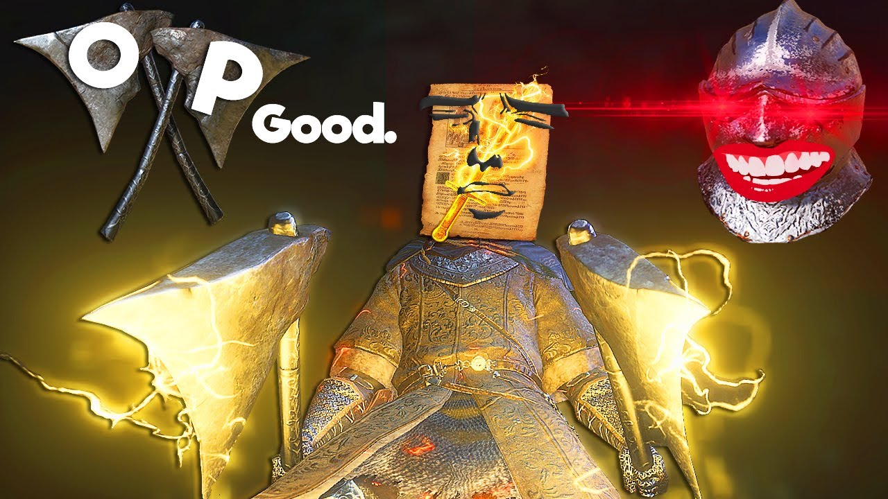 Dark Souls 3 Winged Knight Twinaxes Pvp Complete Destruction Of