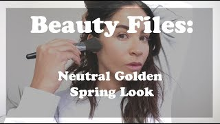 Beauty Files: Glowing Spring Look with Natural Brows and Cohorted Beauty Box Unboxing