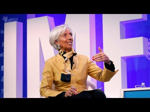 IMF head says US-China tensions pose threat to global confidence
