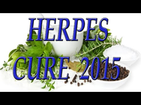 Herpes Cure 2015 - Best Herpes cure ever found