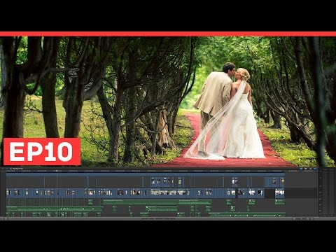 Color Correcting and Exporting Highlight - Complete Wedding Edit - EP10