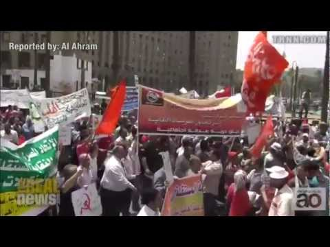 May 1st Protests Around the World part 1