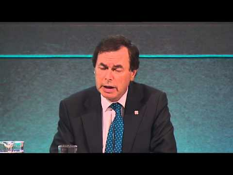 Meeting of Ministers for Justice and Home Affairs | Alan Shatter Press Conference EU2013