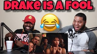 Chris Brown - No Guidance (Official Video) ft. Drake (REACTION) 🔥