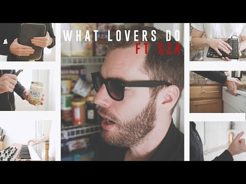 WHAT LOVERS DO - Maroon 5 ft. SZA | CITIZEN SHADE