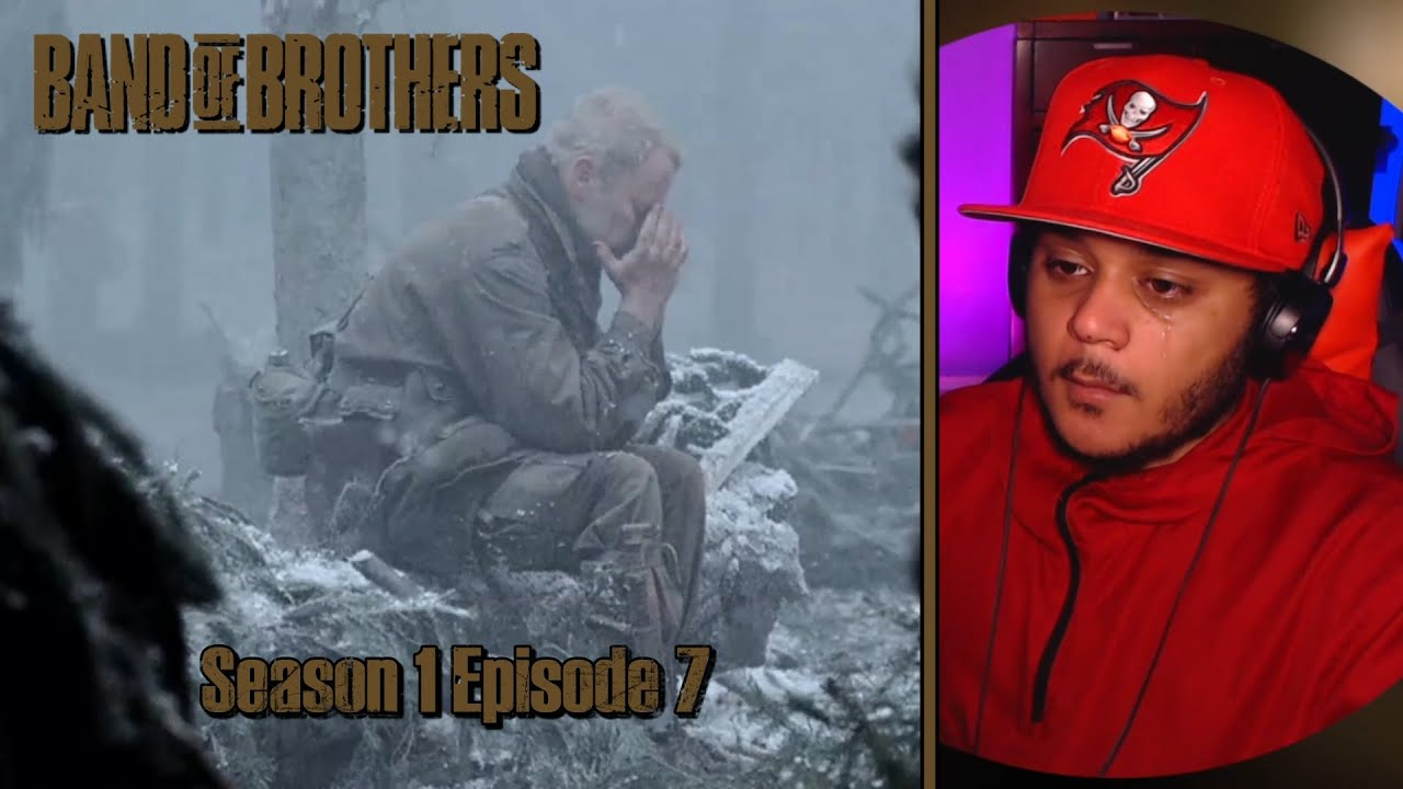 Download Band of Brothers Season 1 Episode 7: The Breaking Point REACTION! FIRST TIME WATCHING!