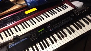Connect Two (2) MIDI Keyboards / External Instruments in Logic Pro X