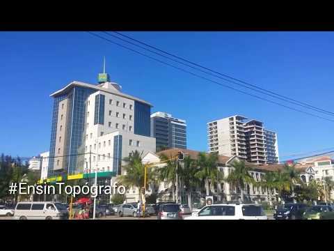 A BELEZA das TORES MBT - Maputo Business Tower MOÇAMBIQUE