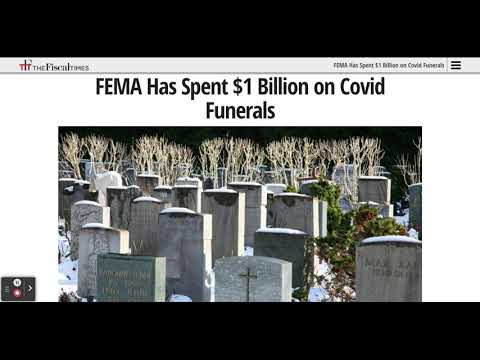 FEMA Shells Out Over $1 Billion In-Funeral-Expenses