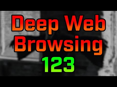 THE YOUTUBE VIRUS CHANNELS!?! - Deep Web Browsing 123