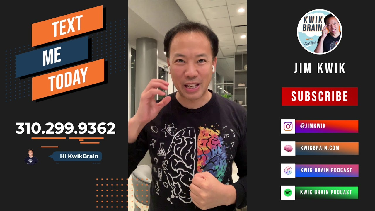 3 Tips on How to Stay Motivated   Jim Kwik
