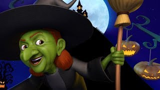 It Is Trick Or Treating Guys - Halloween kids Song | Infobells Rhymes