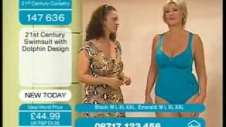 Repeat youtube video Julie Wilkinson, Swimwear, Ideal World