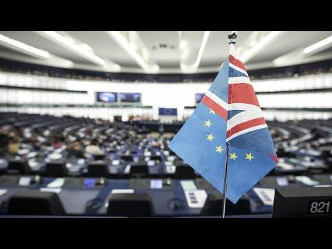 'Брексит': Лондон 'официально'