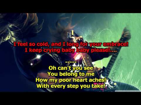 Every Breath You Take - (HD Karaoke) The Police