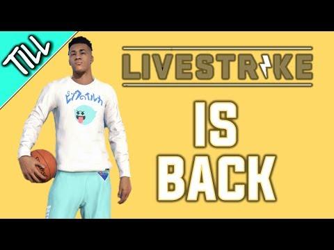 Nba Live 18 My Career - LiveStrike is Back (Nba Live 18 gameplay)