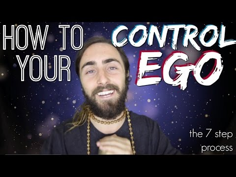 How to Control Your Ego! (7 Simple Steps)
