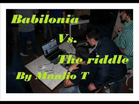 babilonia Vs. the riddle-MANLIO T