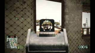 Bad company 2 Montage - Silouette