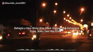 Download Story Wa - Kependem Tresno (Cover) Cocok Buat Story Wa
