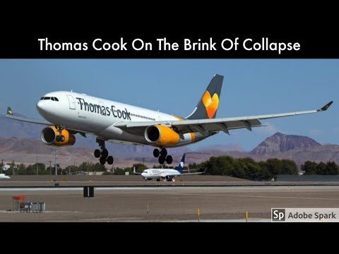 Thomas Cook On The Brink Of Collapse