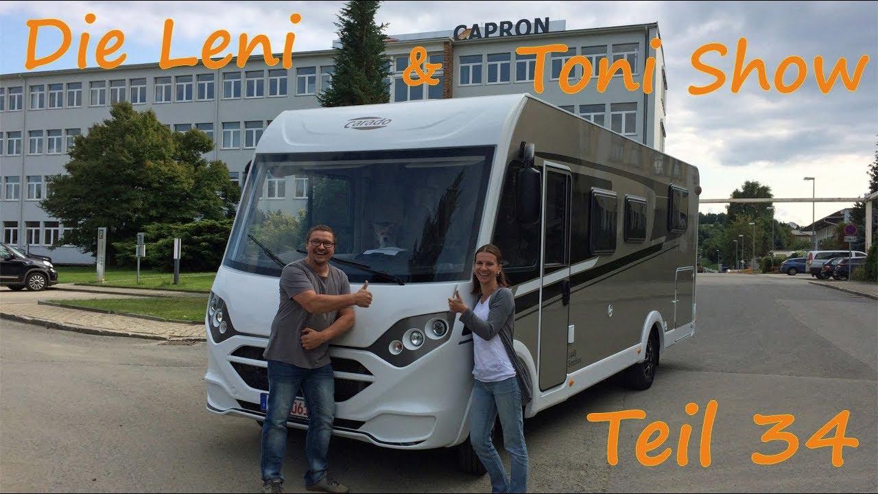 Leni & Toni Show #34 - Youtube