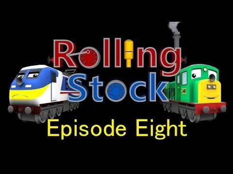 """RollingStock - Episode 8: """"Dwindle in the Rain"""""""