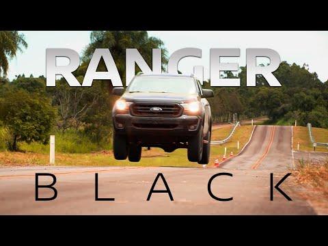 Teste: Ford Ranger Black tem pegada mais urbana e aposta em tecnologia