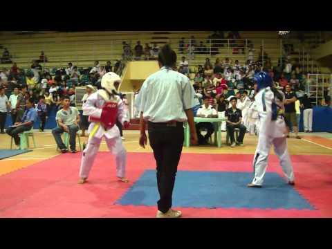 luzon age-group taekwondo championship 2010