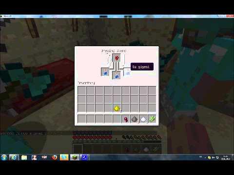Minecraft İksir Yapımı Youtube