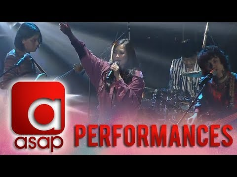 ASAP: IV of Spades sing their hit song 'Mundo' with Yeng Con