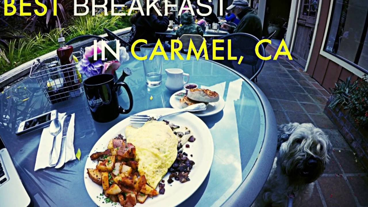 Best Breakfast in Carmel, CA @ From Scratch ~ Maggie The Dog Meets ...