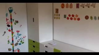 видео Детские стенки с кроватями