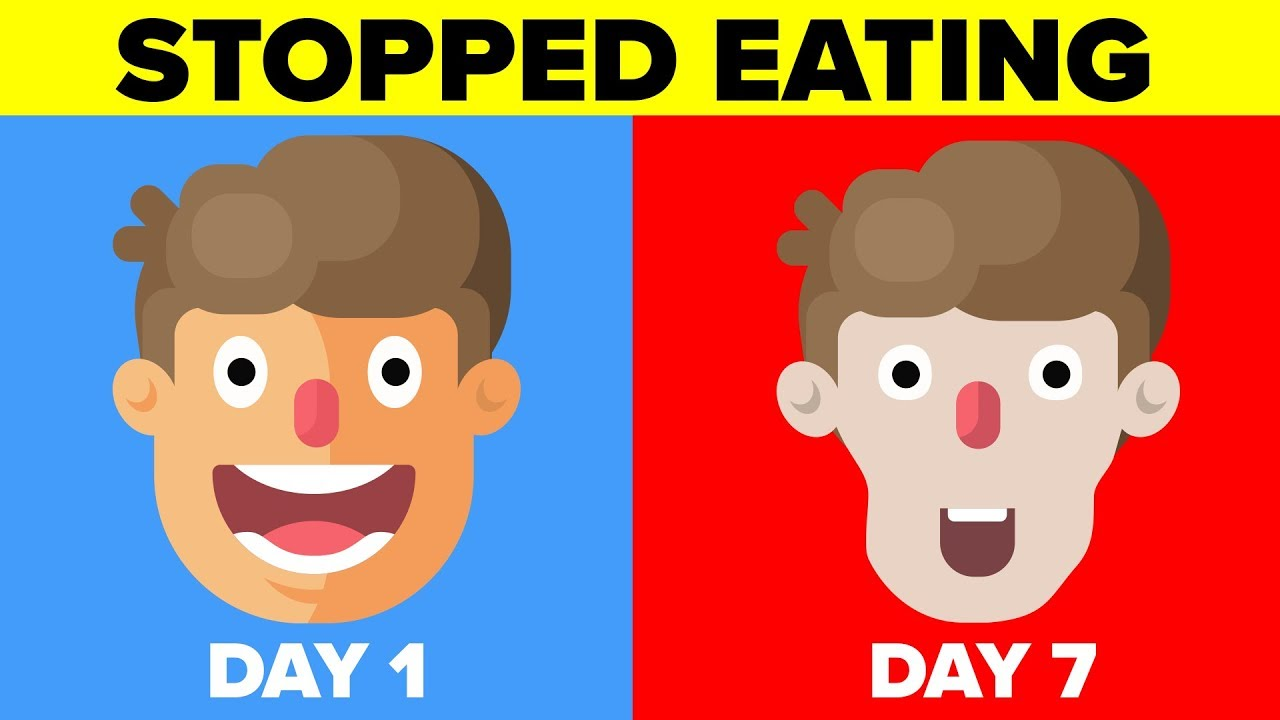 What if You Stop Eating?