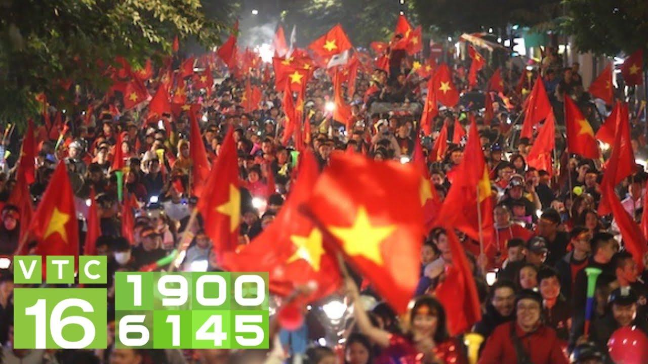 U22 Việt Nam vô địch, hàng vạn người đi