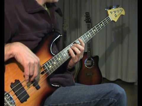 10cc - The Wallstreet Suffel - Bass Cover