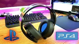 PlayStation's Best Headset: PlayStation Platinum Wireless Headset Review