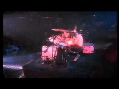Metallica - Lars Ulrich Drum Solo [Live in San Diego 1992]