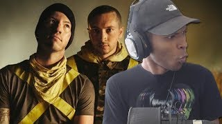 HOLY MOLY! - JUMPSUIT + NICO AND THE NINERS REACTION! (TWENTY ONE PILOTS!)
