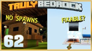 Truly Bedrock S1E62 1.14.1 Witch Farm Broke again | Minecraft Bedrock Edition 1.14 SMP, MCPE, MCBE