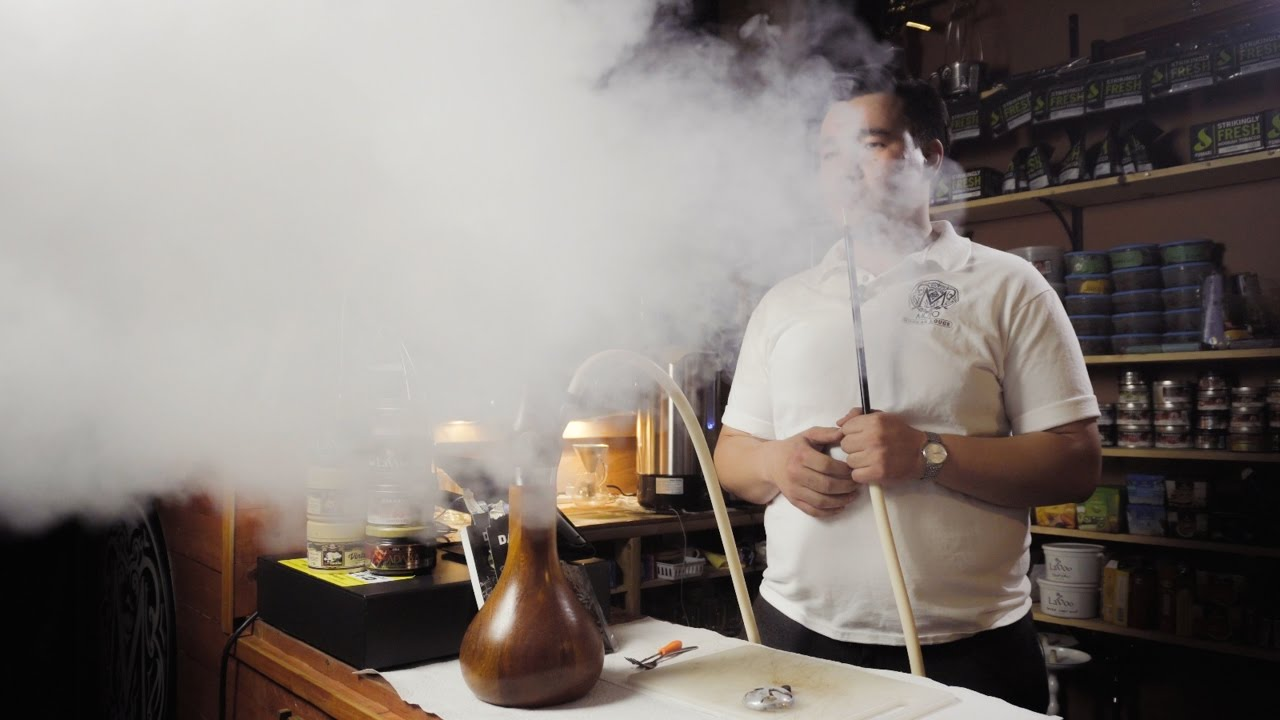 How to cook a hookah correctly
