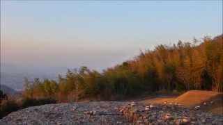 香川県にある無料キャンプ場 大麻山キャンプ場でキャンプ。 いい感じの...